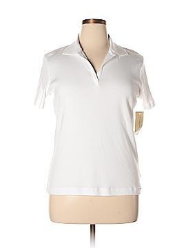 Jones New York Sport Short Sleeve Polo Size XL