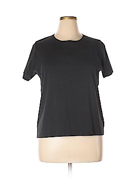Jones New York Sport Short Sleeve T-Shirt Size 1X (Plus)