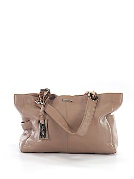 Calvin Klein Leather Shoulder Bag One Size