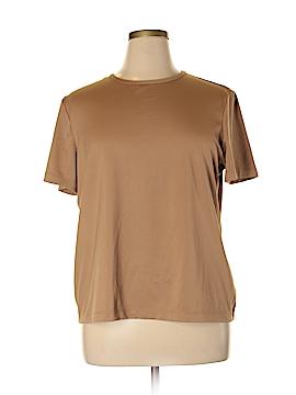 Susan Graver Short Sleeve T-Shirt Size XL