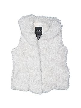Me Jane Faux Fur Vest Size 8