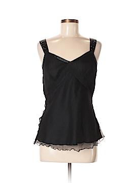 Anne Klein Sleeveless Silk Top Size M