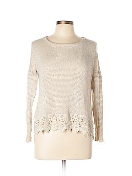 Bobeau Pullover Sweater Size L
