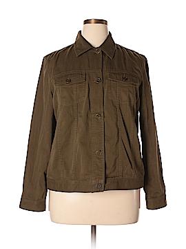 Lauren by Ralph Lauren Denim Jacket Size 1X (Plus)