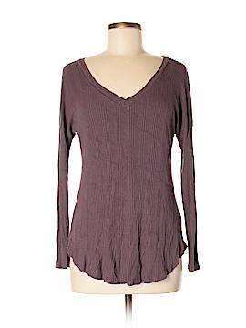 Pink Blush Long Sleeve T-Shirt Size M