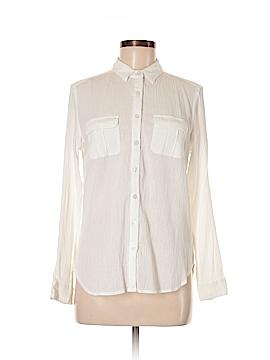 Boden Long Sleeve Button-Down Shirt Size 6