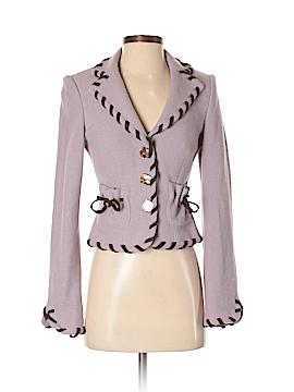 Kay Unger Wool Blazer Size 4