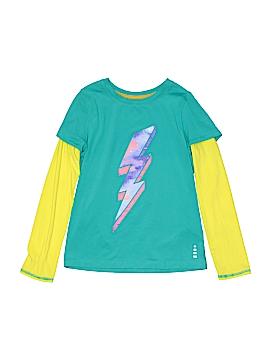Lands' End Active T-Shirt Size 7 - 8