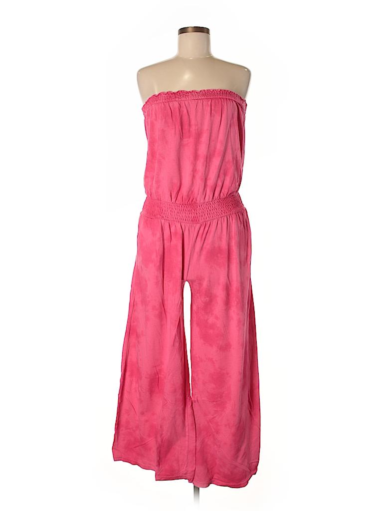 0cd16687aa37 Jessica Simpson Tie Dye Pink Jumpsuit Size M - 56% off