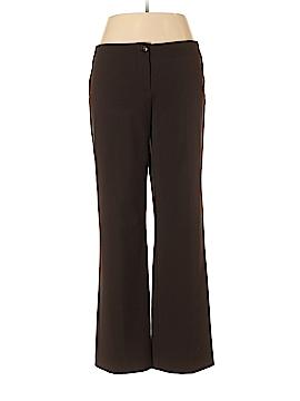 Cache Contour Collection Dress Pants Size 12