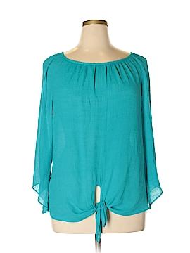 Alyx Long Sleeve Blouse Size 1X (Plus)