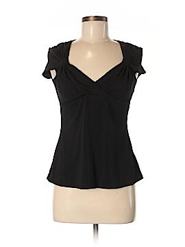Lapis Short Sleeve Top Size M