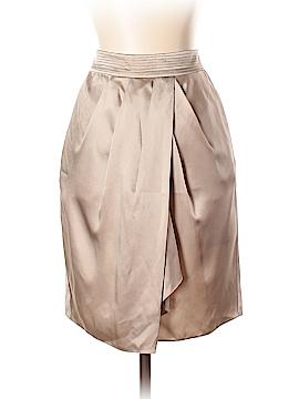 Emporio Armani Silk Skirt Size 40 (EU)