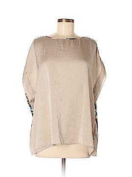 Sachin + Babi for Ankasa Short Sleeve Silk Top Size S