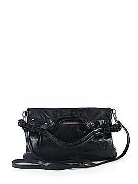 Pietro Alessandro Leather Crossbody Bag One Size