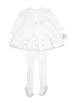 Little Me Dress Size 6 mo