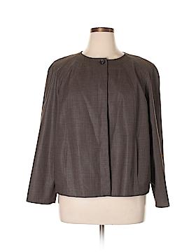 Jones New York Collection Wool Blazer Size 16