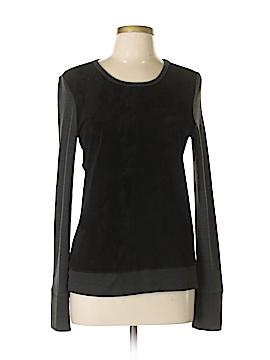 Ecru Long Sleeve T-Shirt Size M