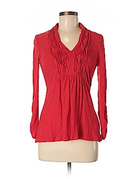 Deletta Long Sleeve Top Size M