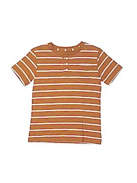 One Jackson Short Sleeve Henley Size 5