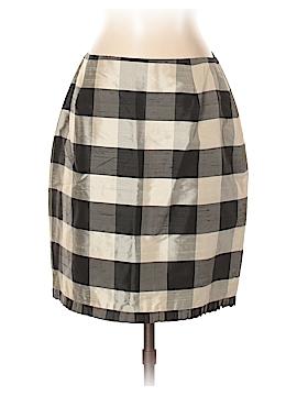 Finity Studio Silk Skirt Size 6