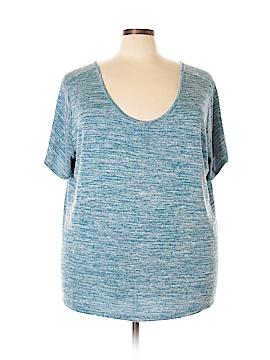 Ava & Viv Short Sleeve Top Size 4X (Plus)
