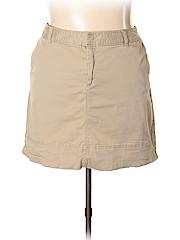 Merona Women Casual Skirt Size 18 (Plus)