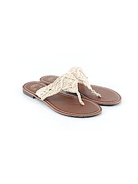 Charming Charlie Flip Flops Size 7