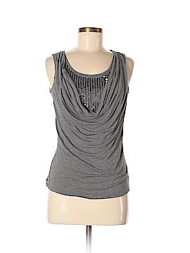 Black Saks Fifth Avenue Sleeveless Top Size S