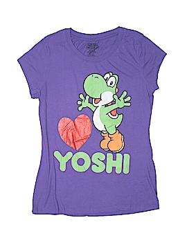 Super Mario Short Sleeve T-Shirt Size 15-17