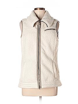 Royal Robbins Faux Fur Vest Size M