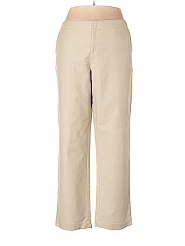 Coldwater Creek Khakis Size 18W (Plus)