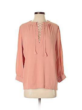 Madewell 3/4 Sleeve Blouse Size XXS