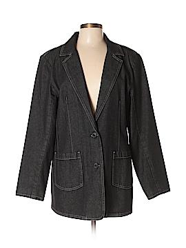 Denim & Co Denim Jacket Size L