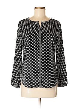 Ann Taylor Long Sleeve Blouse Size 6 (Petite)