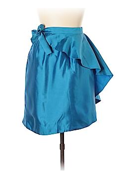 Cynthia Rowley Silk Skirt Size L