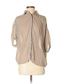 I.ner 3/4 Sleeve Blouse Size S