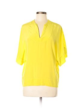 C. Wonder Short Sleeve Silk Top Size XS