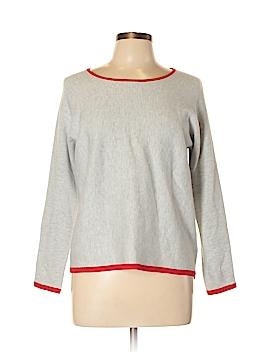 Velvet Pullover Sweater Size L
