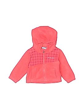 Columbia Fleece Jacket Size 6 mo
