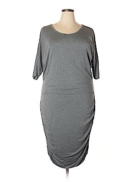 Athleta Casual Dress Size 1X (Plus)