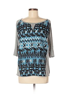 Dolan 3/4 Sleeve Blouse Size M