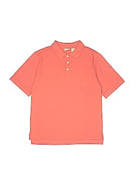 L.L.Bean Short Sleeve Polo Size 10 - 12