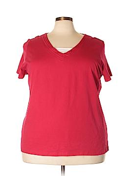 Falls Creek Short Sleeve T-Shirt Size 4X (Plus)