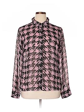 Downeast Long Sleeve Button-Down Shirt Size XL