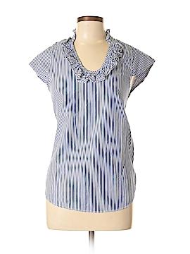 Gap Short Sleeve Blouse Size L