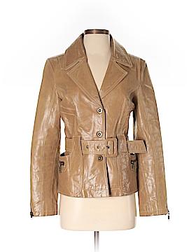 Vero Moda Leather Jacket Size 40(L)