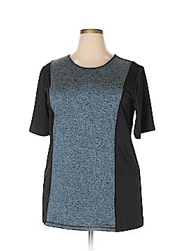 Cj Banks Active T-Shirt Size 3X (Plus)