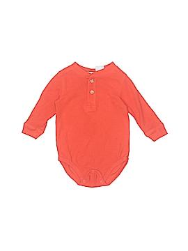 Basic Editions Long Sleeve Onesie Size 12 mo