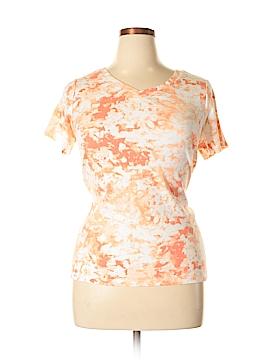 Relativity Short Sleeve T-Shirt Size 1X (Plus)